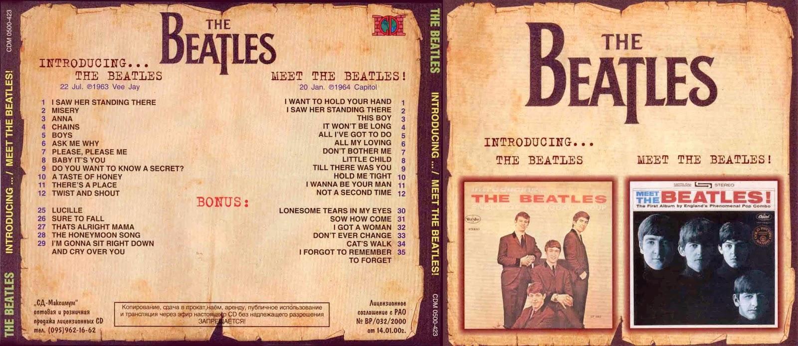 Meet the beatles download