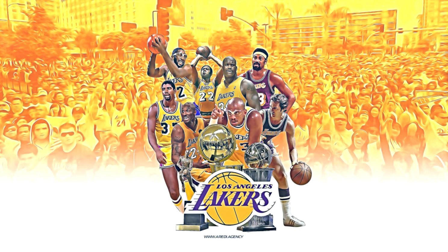 Lakers Wallpaper Beautiful Beach