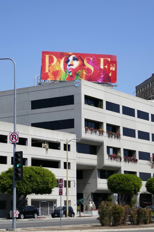 Pose season 1 billboard
