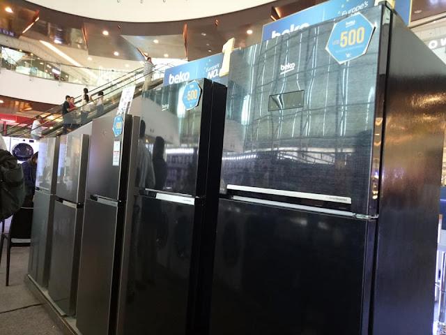 beko ph refrigerators
