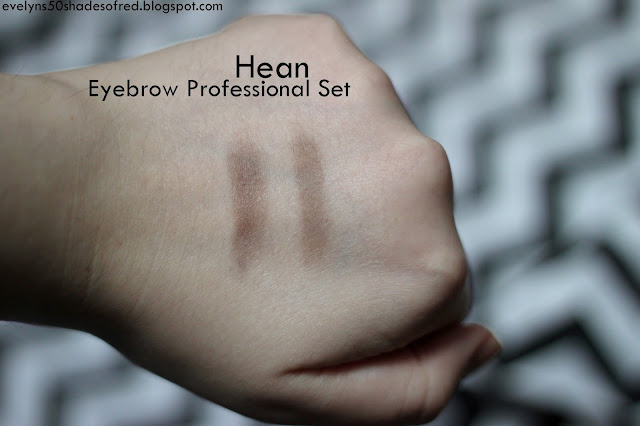 Hean Eyebrow Professional Set