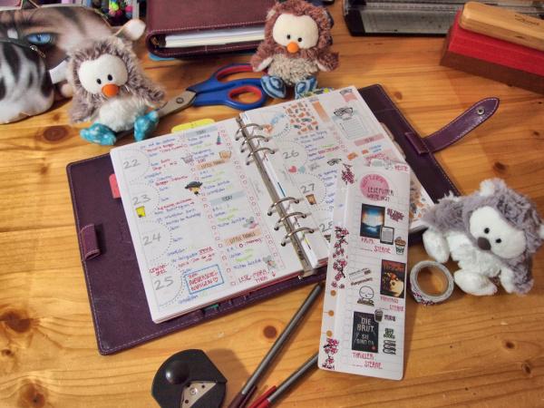 Plan with me: Mein Schreibtisch
