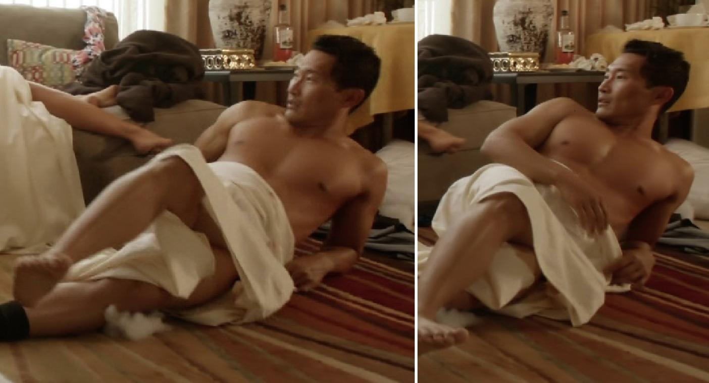 Daniel Dae Kim Nude 13