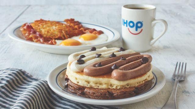 Ihop Coffee Cake