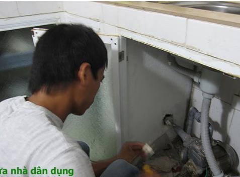 Thợ sửa máy bơm tại quận 12