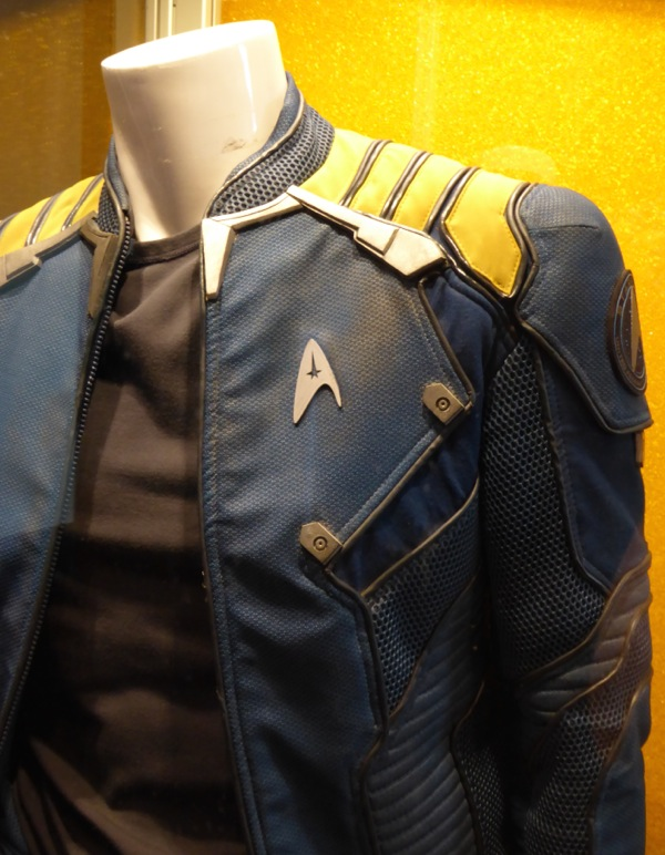 Star Trek Beyond Captain Kirk costume detail