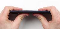 Galaxy Note 4 Bükme Testi