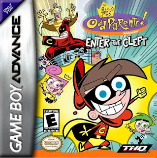 Rom de The Fairly OddParents! Enter the Cleft - GBA - PT-BR - Download
