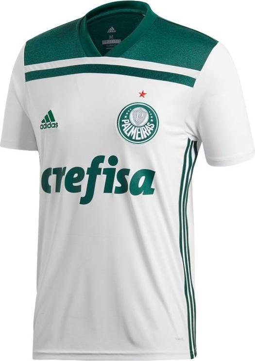 13abb91766 Adidas lança a nova camisa reserva do Palmeiras. A Adidas apresentou o novo  uniforme reserva que o Palmeiras usará na Série A do Campeonato Brasileiro  ...