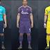 PES 2017 FC Zenit 2017/18 Kits