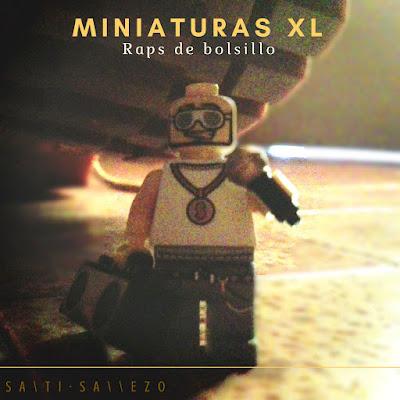 Santi Samezo - Miniaturas XL: Raps de Bolsillo