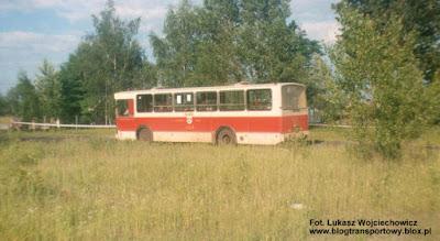 Jelcz M-11 #423, MZK Kędzierzyn-Koźle, linia 10, pętla Dębowa