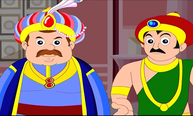 akbar-birbal, inspirational stories,