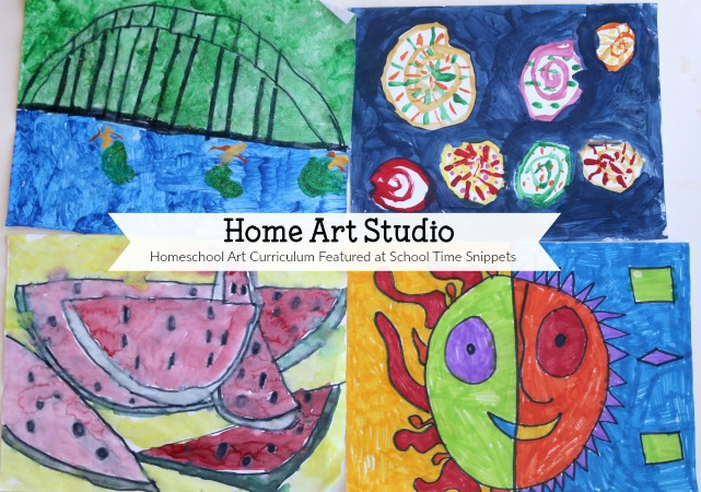 Home Art Studio DVD Review