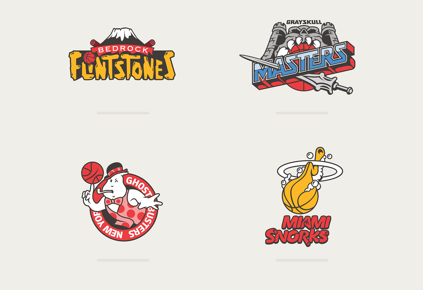 If '80s Cartoons Had Their Own Pro Basketball League ...