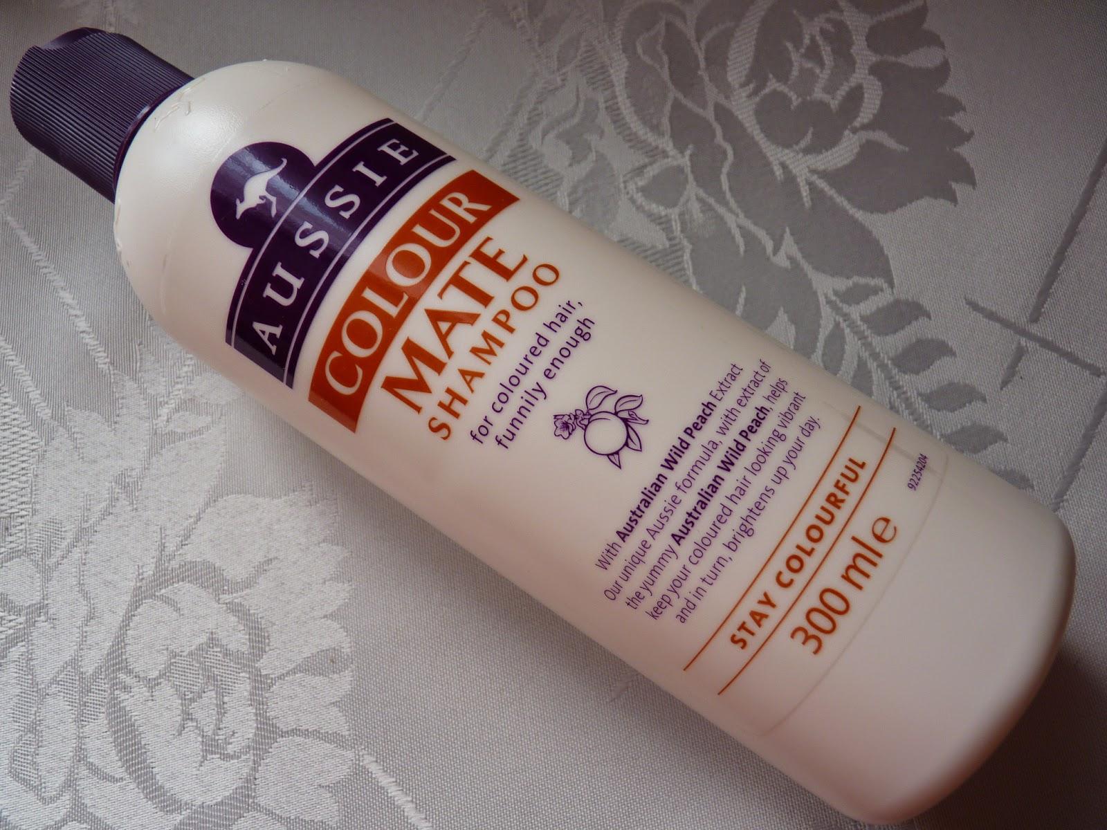 Aussie Colour Mate – szampon do włosów farbowanych