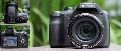 Jual Fujifilm SL310 Bekas