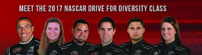 #NASCAR D4D Announces 2017 Driver Class
