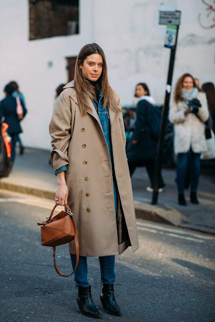 How To Wear Trench Coat This Spring