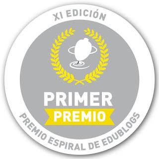 XI Espiraledublogs Primer Premio