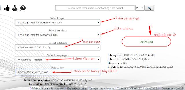 Hướng dẫn cài đặt ngôn ngữ Tiếng Việt Windows 10 mới nhất