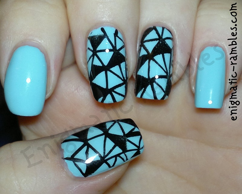 abstract-geometric-stamped-stamping-nails-inc-optic-wave-bundle-monster-414-bm414-moyou-nails-special-nail-polish-black