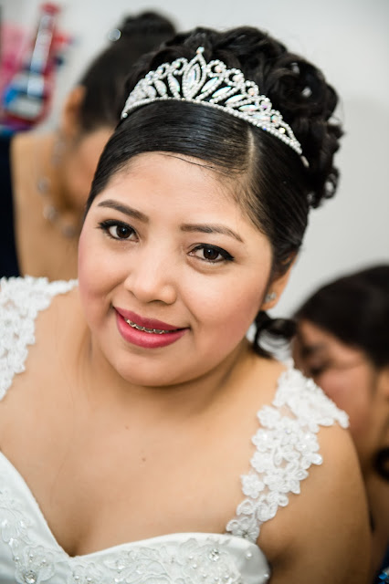 Makeup for Quinceañeras. Artistry by Mindy
