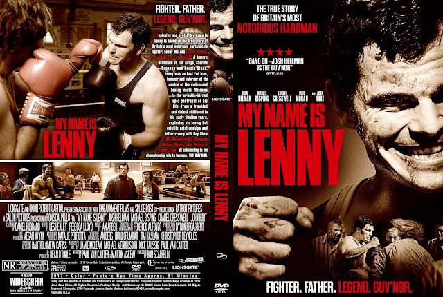 My Name Is Lenny DVD Cover