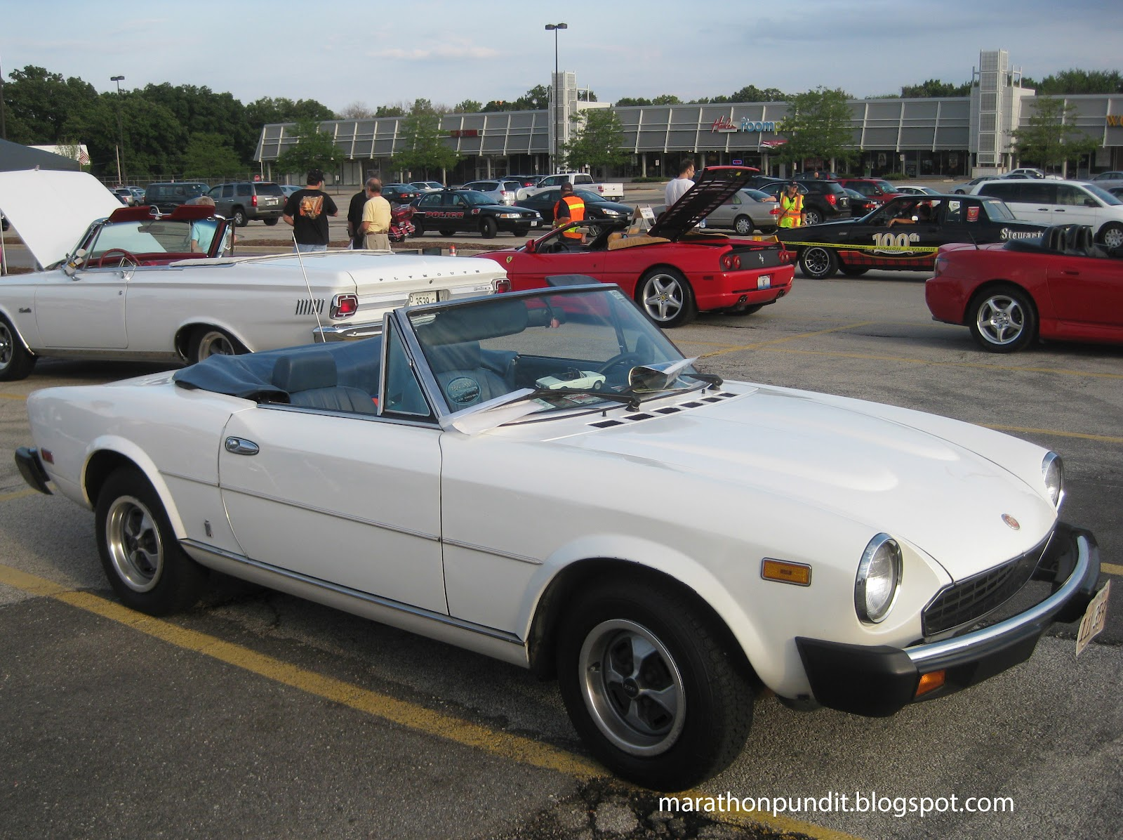 Marathon Pundit Photos Morton Grove Classic Car Show 7 27 12