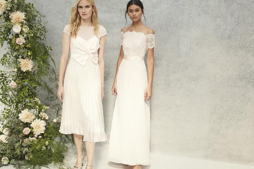 f4b45070ee71 Barevné svatby  Šaty družičky - COAST