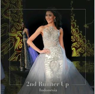 Miss Indonesia, Natasha Mannuela