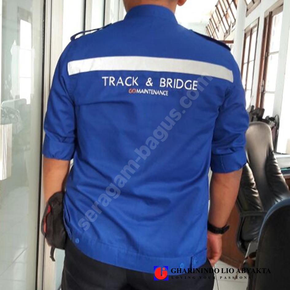 Baju Seragam Teknik - Seragam Bagus