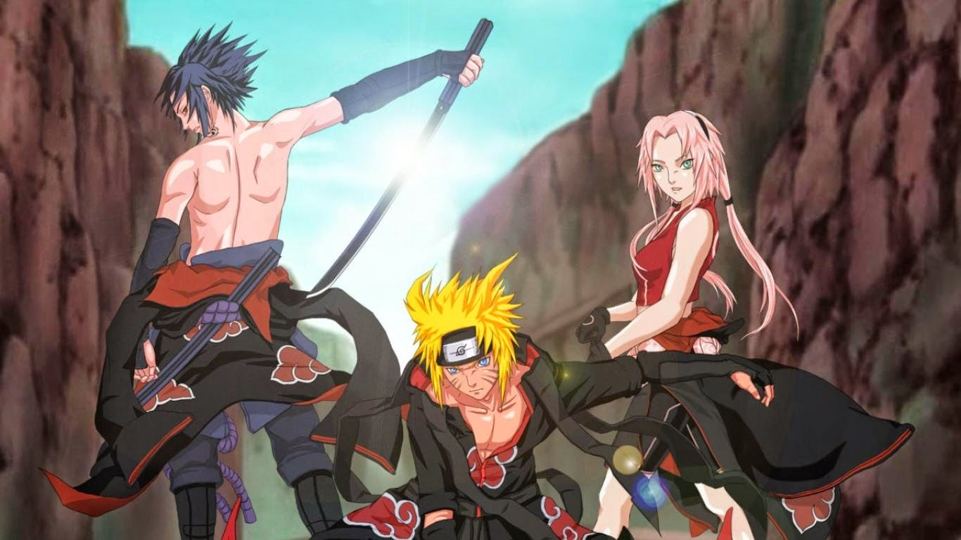 News Hubz Naruto Netflix Launches The Second Season In October