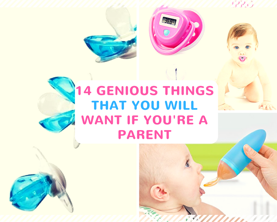 14 Genious Things That You Will Want If You're a Parent -- There are things that are simply amazing, and that make the life of parents and kids easier. Check this 14 Genious Things That You Will Want If You're a Parent.  -- www.imthemother.com --- genious tips parents babies kids