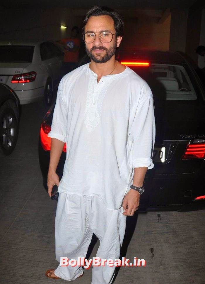 Saif Ali Khan, 'Humshakals' Movie Special Screening Pics