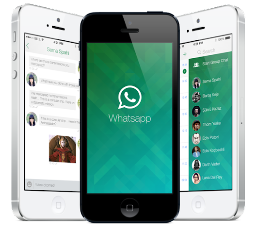 How To Hijack Whatsapp For IOS!