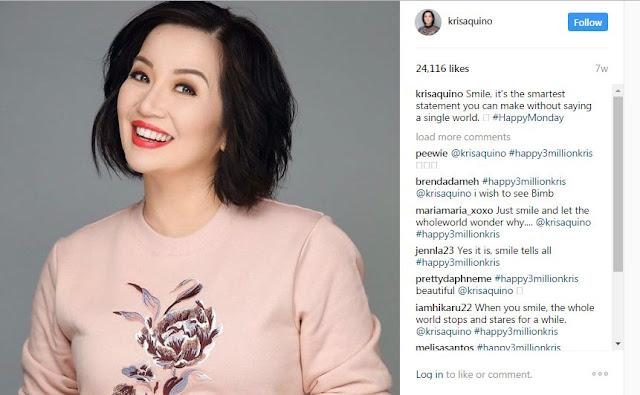 "Breaking News! Kris Aquino to Star in the Hollywood Film Adaptation of ""Crazy Rich Asians"""