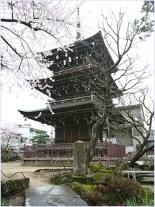 วัดโคคุบังจิ (Kokubunji Temple)