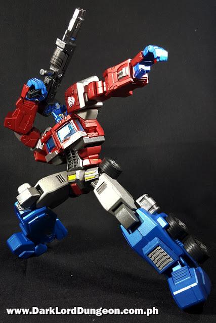 Ori Toy Hero of Steel