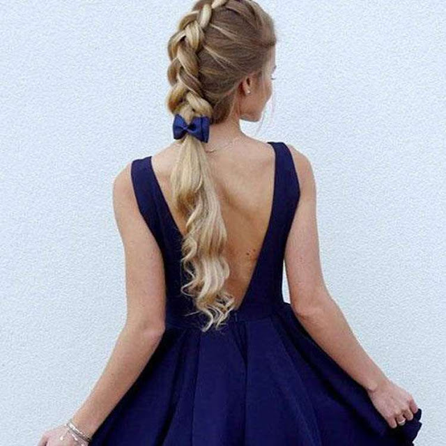 Vestidos increíbles para mujeres de espalda ancha