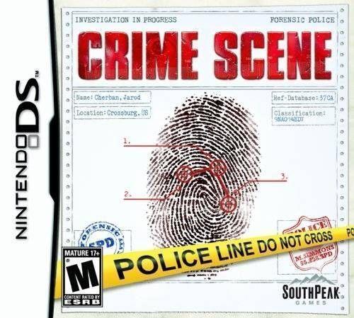 ROMs - Crime Scene (Português) - NDS Download