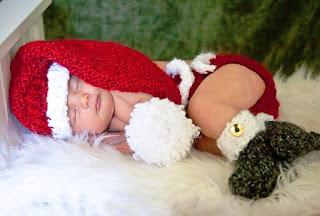 Gambar Bayi Natal