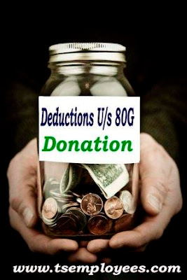 Donation Deductions Us 80G of Income Tax income tax deductions under section 80g for donation to political parties or foreign trust or any kind of trust or relief fund maximum amount to exception for income tax how to donated amount to trust Donation Deductions U/s 80G of Income Tax How To Claim Income Tax Deduction For Donation – Section 80G
