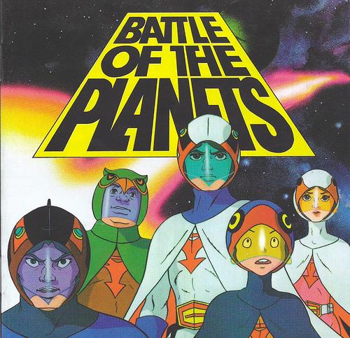 battle of the planets gatchaman - photo #37