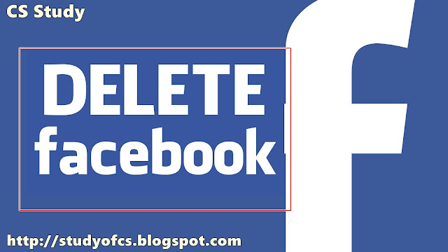 Remove my facebook account