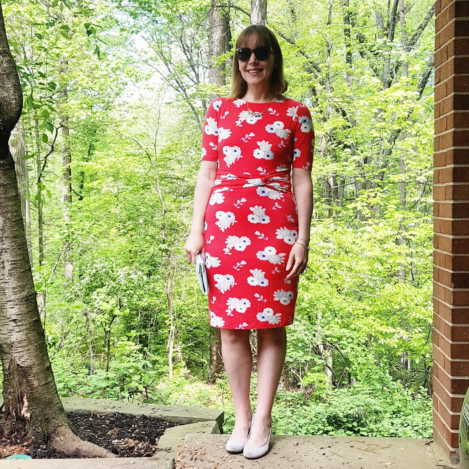 My superfluities boden terese jersey dress review for Boden preview
