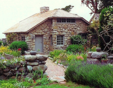 Jeffers Tor house in Carmel