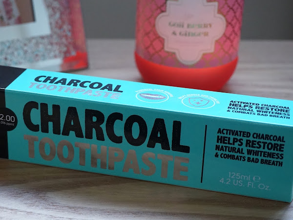 PS... Love Your Smile Charcoal Toothpaste