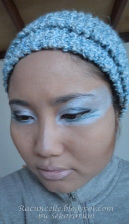 Ikut Winter Challenge Make Up