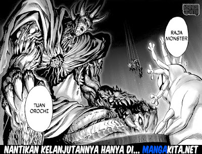 Komik One Punch Man Chapter 108 Bahasa Indonesia